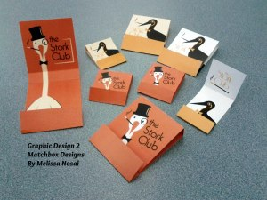 Matchbox Designs by Melissa Nosal
